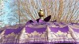 Ibiza/Bali parasol purple_