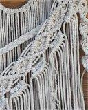 Wandkleed beads_