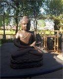 Boeddha zittend_