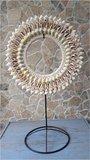 Schelpenketting color shells_