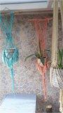 Plantenhanger boho pink_