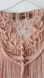 Wandkleed Romantic pink_