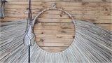 Zeegras wandhanger M_