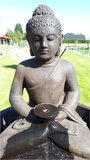 Waterornament Boeddha op schaal_
