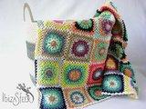 Plaid patchwork Colores_