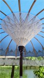 Ibiza/Bali parasol (blauw)_