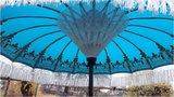 Ibiza/Bali parasol (turquoise)_