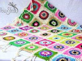Plaid patchwork Multi