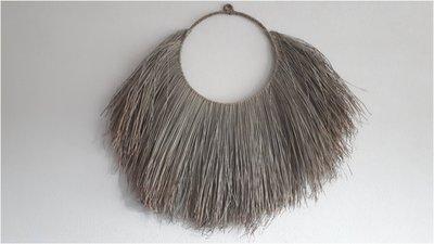 Zeegras wandhanger XL