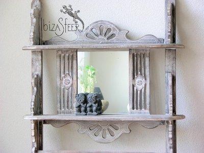 Spiegel Perchero