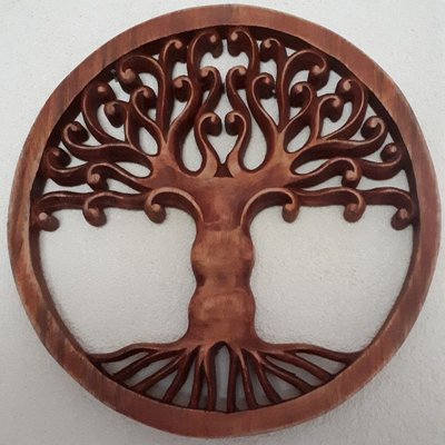 Tree of life ( vintage brown)
