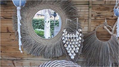 Spiegel zeegras L