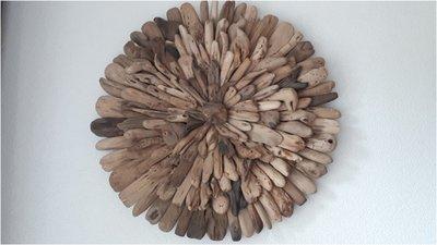 Wandpaneel driftwood (xl)