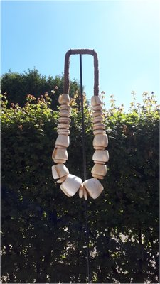 Schelpenketting collier hermosa