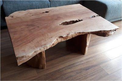 Salontafel Lychee hout