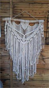 Wandkleed beads