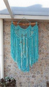 Wandkleed Ibiza