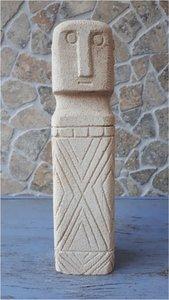 Stoneman zandkleur kruis 25cm