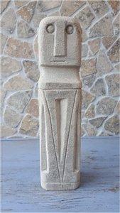 Stoneman grijs 25cm