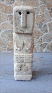Stoneman vrouw 18cm