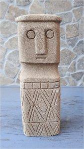 Stoneman kartel en kruis 18cm