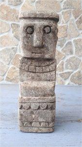 Stoneman oud grijs 18cm