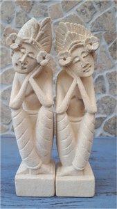 Love couple sandstone 21cm