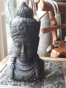 Borstbeeld Shiva M