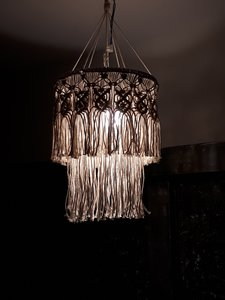 Boho lamp Romantico