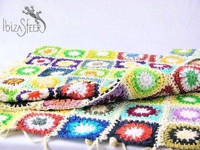 Plaid patchwork Grande