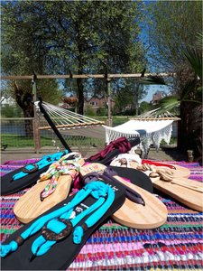 Sunsmile sandels