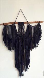 Wandkleed Aubergine